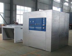 Small capacity plate ice machine in China